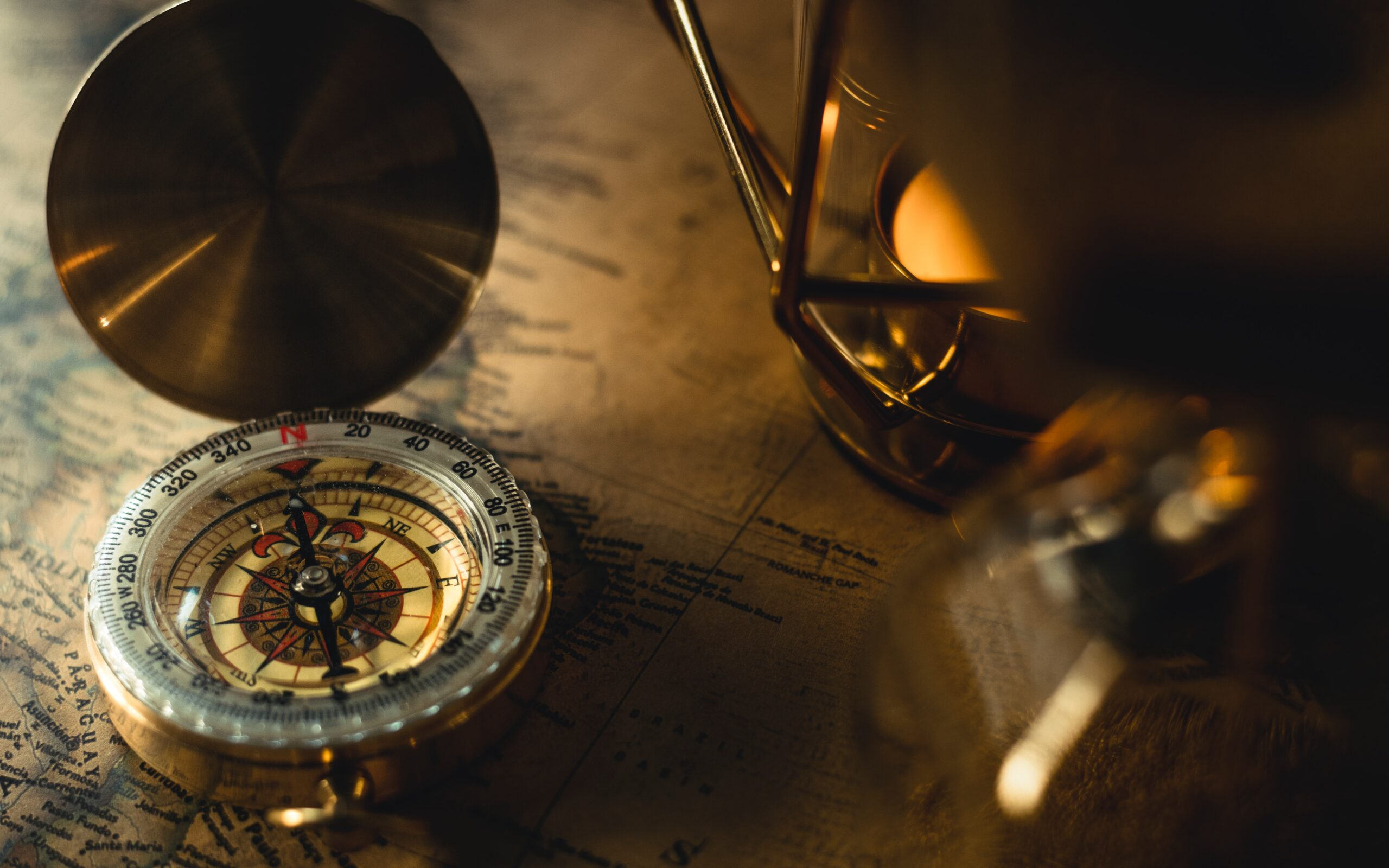 """A highly developed values system is like a compass. It serves as a guide to point you in the right direction when you are lost."""" Idowu Koyenikan"""""""